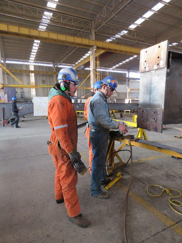 Aisc Certification Citapia Constructions Industrielles